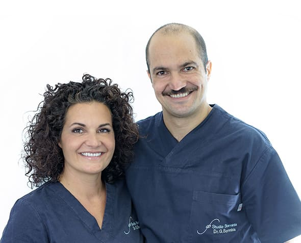 Dott.ssa Giulia Bormida e Dott. Giorgio Bormida
