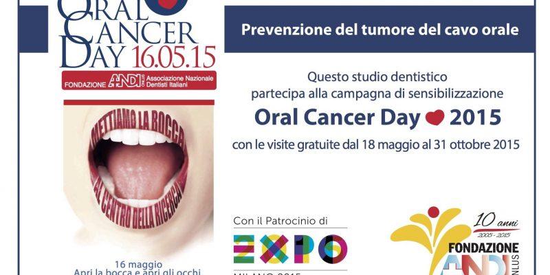 prevenzione cancro orale